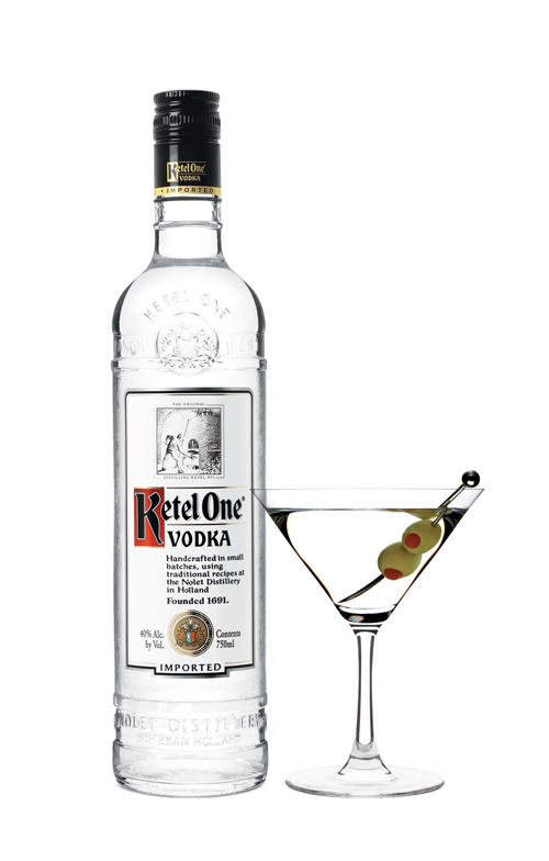 kettle vodka Respeitem a vodka