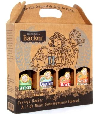 cerveja backer kit4 Degustamos: Backer Brown