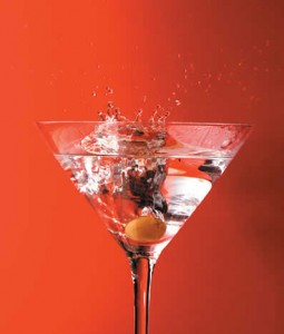 martini 255x300 O Drink do James Bond