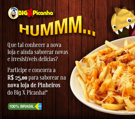 Voucher Blogueiros v21 Bons drinks do Big X Picanha