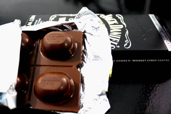 chocolate jack daniel's