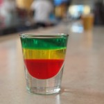 Drink Reggae Bob Marley