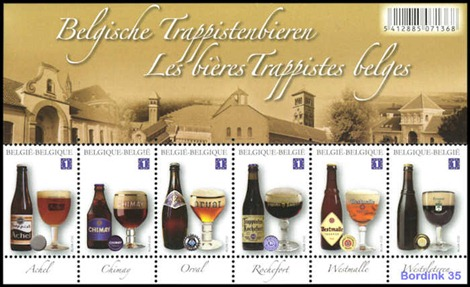 trappiststamp thumb Cervejas via carta