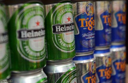 heineken assume controle da cervejaria tiger