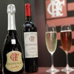 Flamengo lana vinho e espumantes para a virada de ano