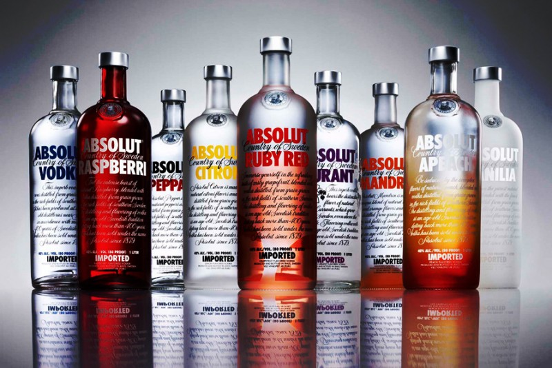 absolut sabor Destilando: Absolut Vodka
