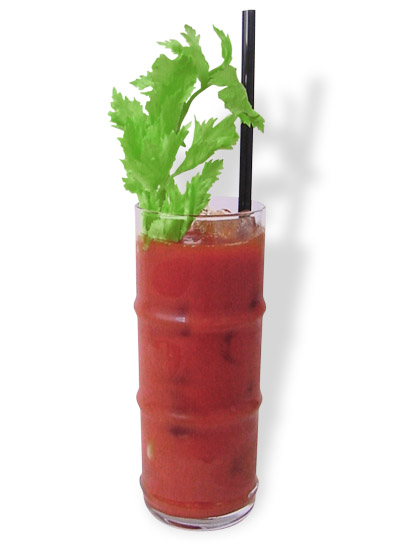 bloody mary Com o calor, aposte nos long drinks!