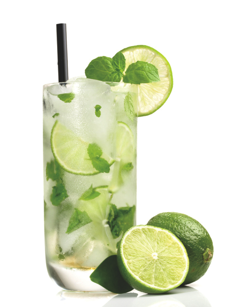 mojito Com o calor, aposte nos long drinks!