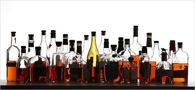 bebida bourbon