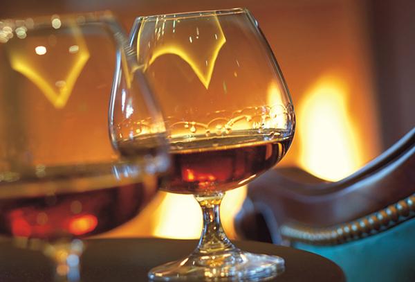 bebidas cognac
