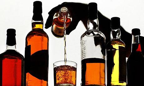 bebidas scotch