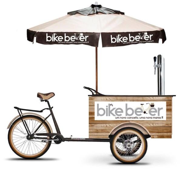 bike beer