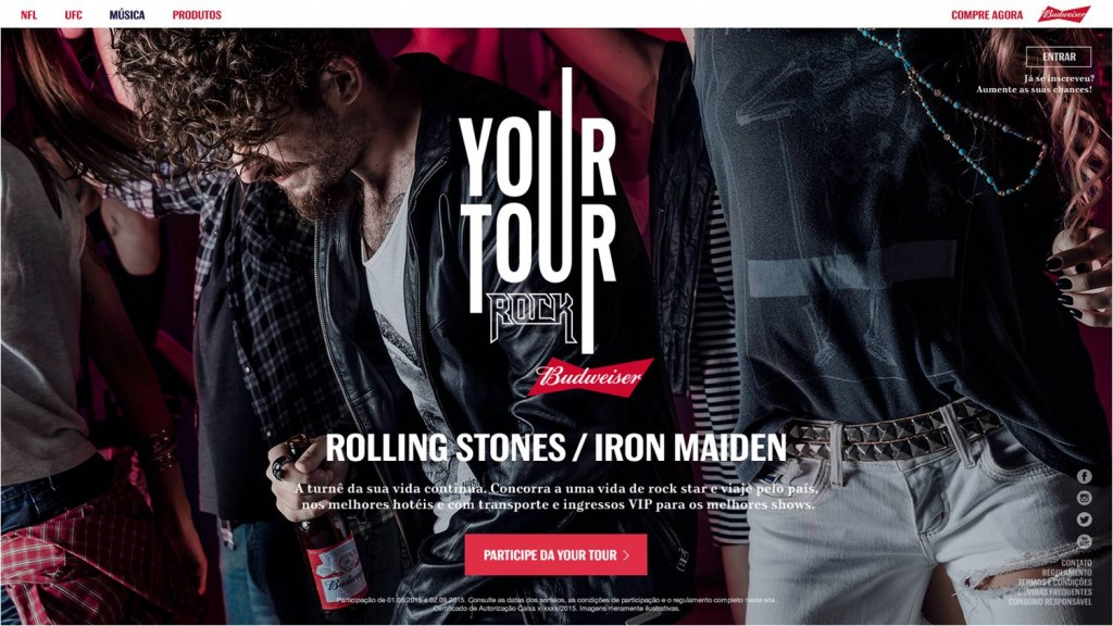 Budweiser_Your Tour Rock