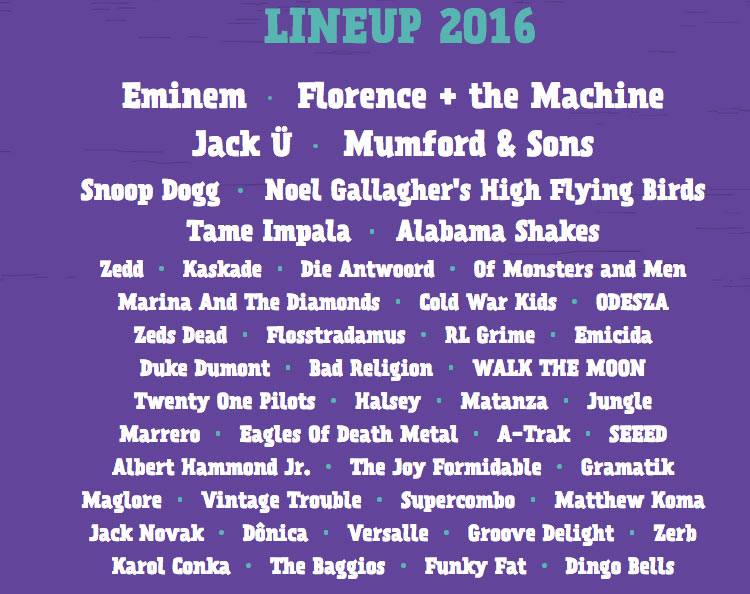 line-up-2016-lollapalooza