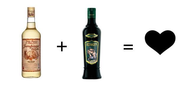Acredite, seu fígado vai amar essa combinação :)