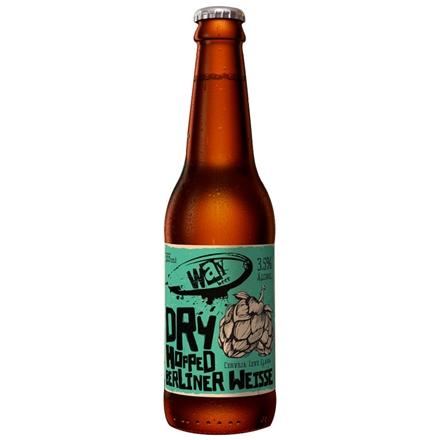 Dica de Cerveja Berliner Weisse: Way Beer Dry Hopped