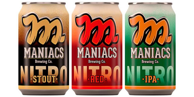 Maniacs Nitro