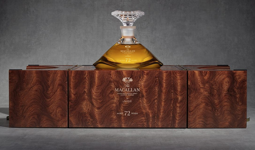 The Macallan 72 Year Aged Single Malt