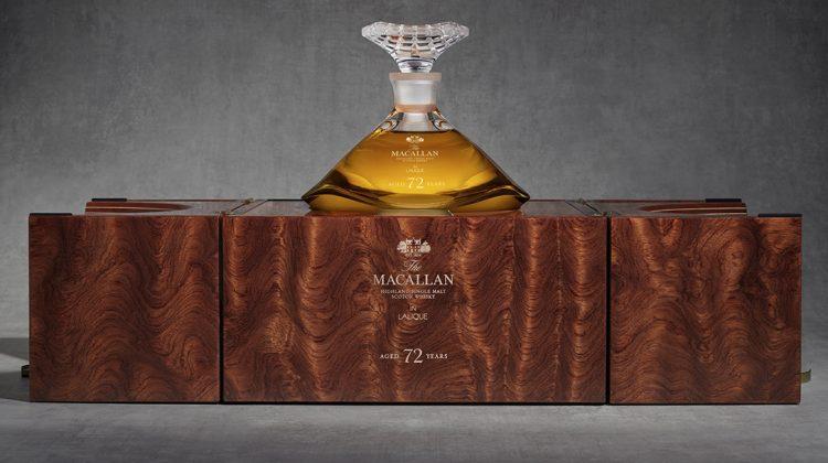 The Macallan 72 Year Aged Single Malt
