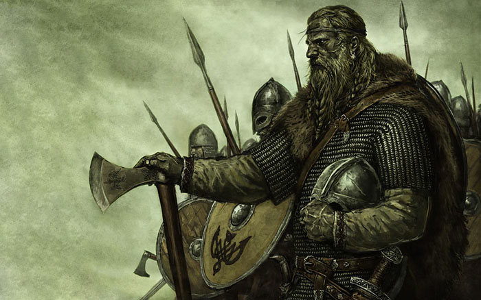 vikings, mitologia nordica