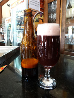 cerveja de açai saint bier