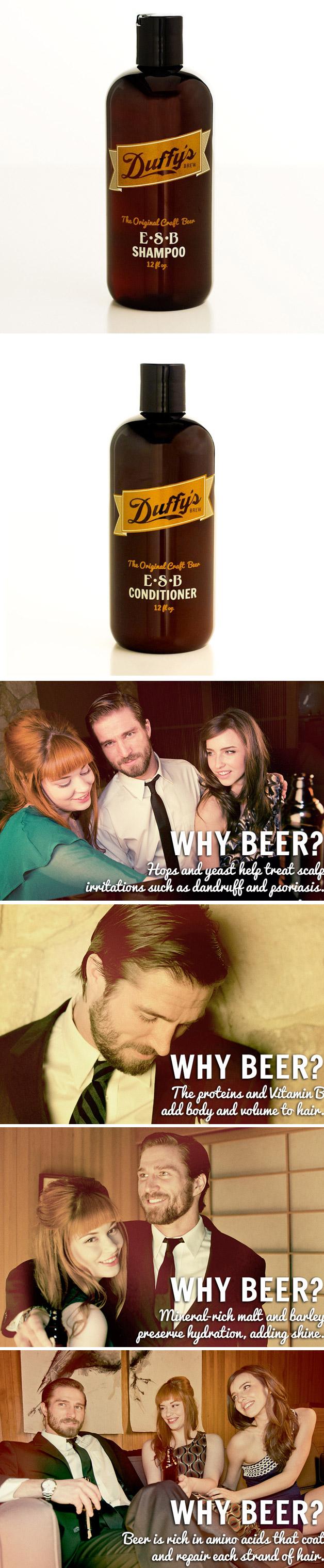 shampoo xampu e condicionador de cerveja