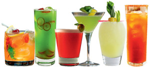drinks coqueteis
