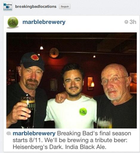 breakin bad cerveja
