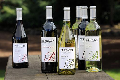 vinhos beringer
