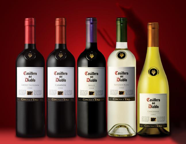vinhos concha