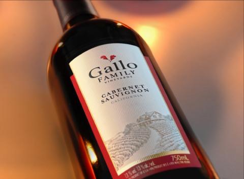 vinhos gallo