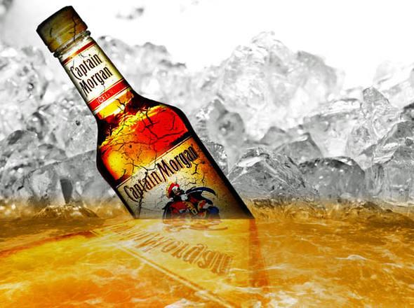 bebidas valiosas 31 captain morgan