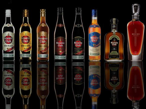 bebidas valiosas 33 havana club