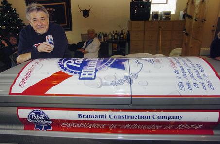 Beer Coffin