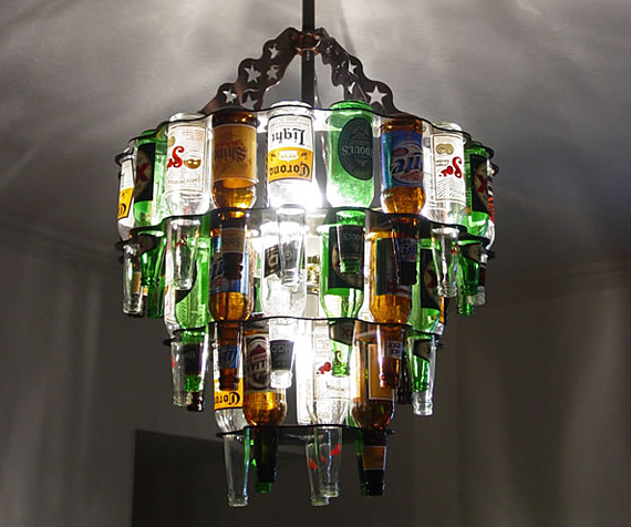 beer lampadas