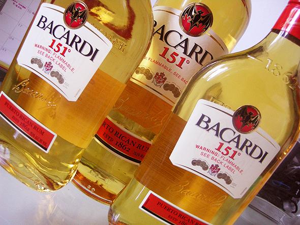 bebidas valiosas 4 bacardi