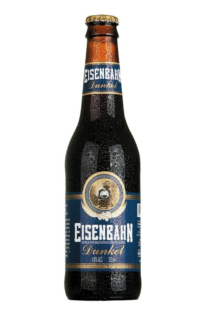 Dica de cerveja Dunkel: Eisenbahn Dunkel