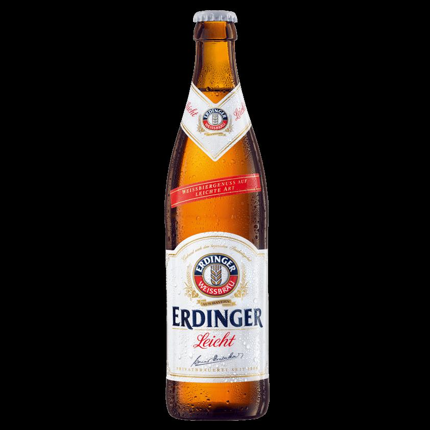 Dica de Leichtes Weizen: Cerveja Erdinger Leitcht