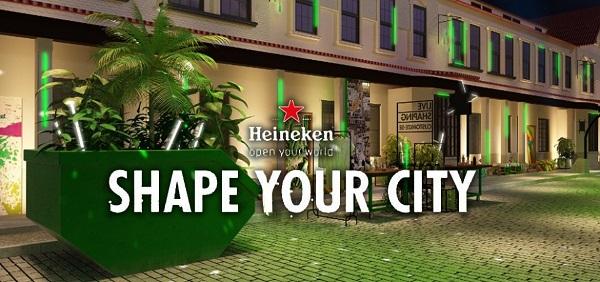 Shape your city